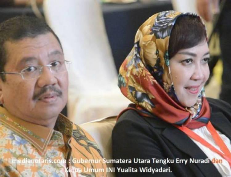 Rapat Pleno PP INI Medan 2018